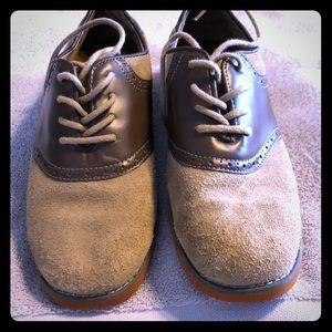 Boys Florsheim Kids Saddle Oxford Shoes